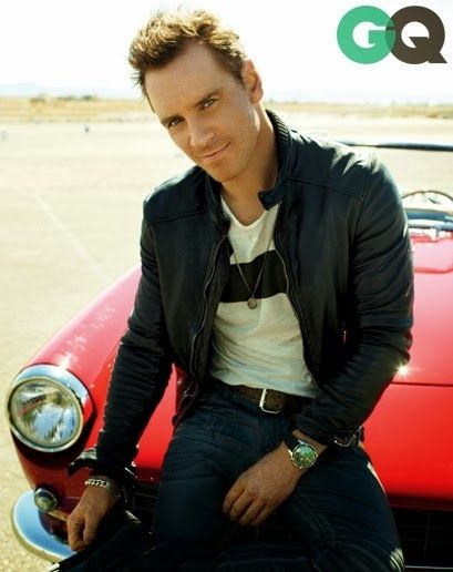 Michael Fassbender. (German-Irish) | The Official Ranking Of The 26 Hottest Irish Men In Hollywood