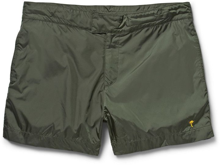 $255, Tomas Maier Lightweight Shell Shorts. Sold by MR PORTER. Click for more info: https://lookastic.com/men/shop_items/355596/redirect