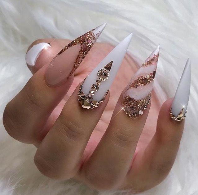 Stiletto Nails Amber Rose | Joy Studio Design Gallery ... |Stiletto Nails Amber Rose