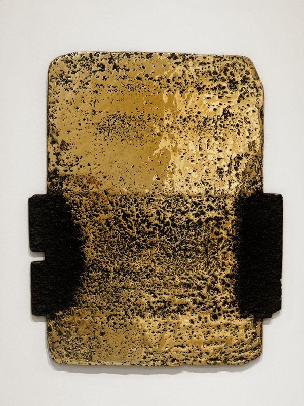 Pierre Soulages, Courtesy Musée d'Art Moderne et Contemporain de la Ville de Strasbourg, France