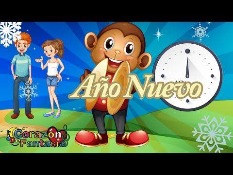 Año Nuevo, vida nueva, Villancico Navideño - YouTube