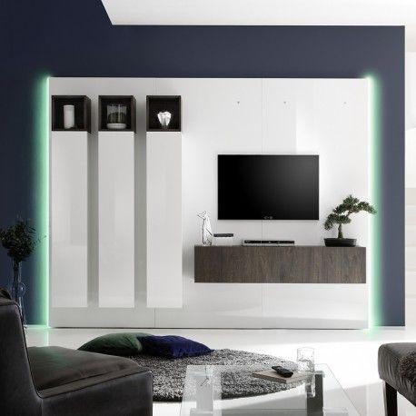 11 best Ensemble Meuble TV images on Pinterest   Furniture, Italy ...