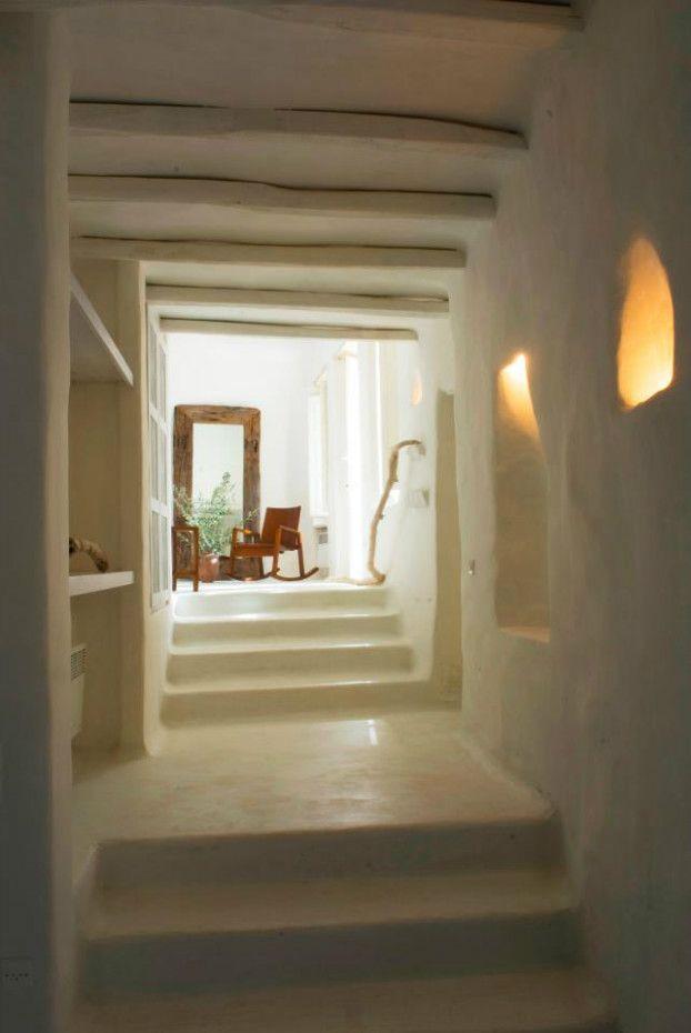 Traditional House In Greek Island by Zege6