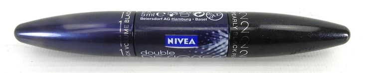 Nivea Double Designer Black Mystic Mascara - 01 Black - £5.99