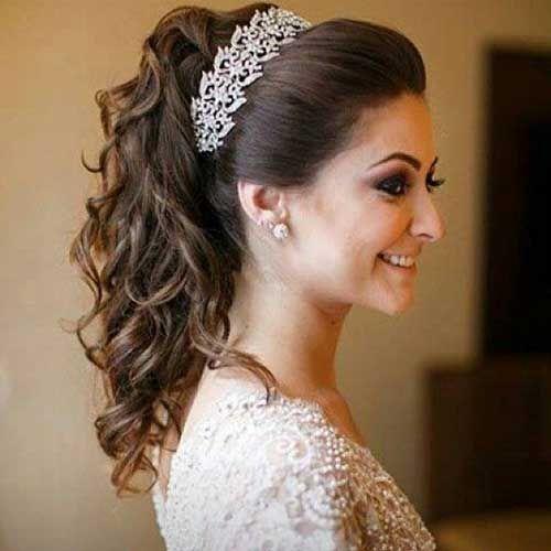 #penteados #soltos #noivas #casamento #enfimnoivei