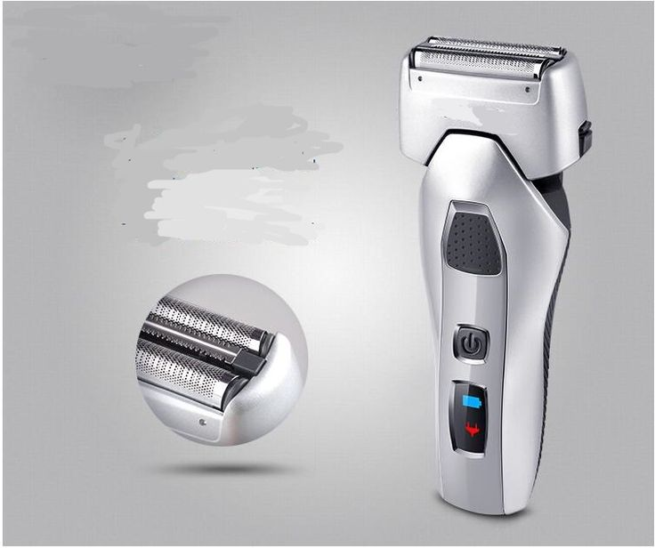 fully body washable electric man shaver razor face hair clipper remover tool beard shaving trimmer men mustache shave facial