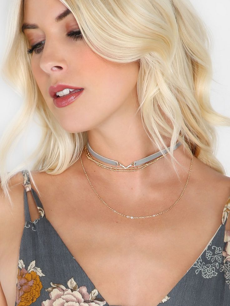 Multilayer Chain Choker R46