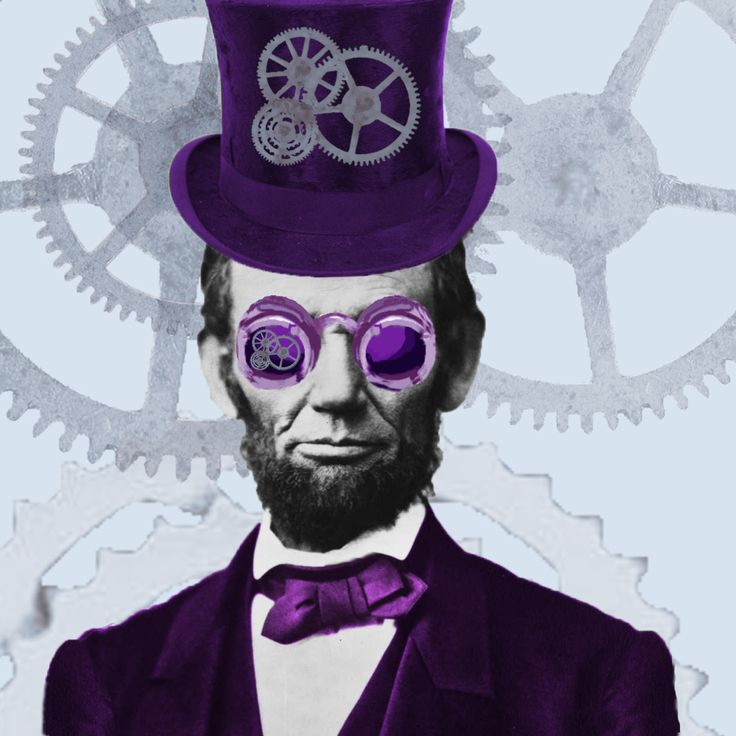 1000 images about steampunk lincoln on pinterest book
