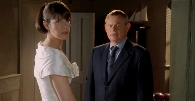 Doc Martin - the non-wedding