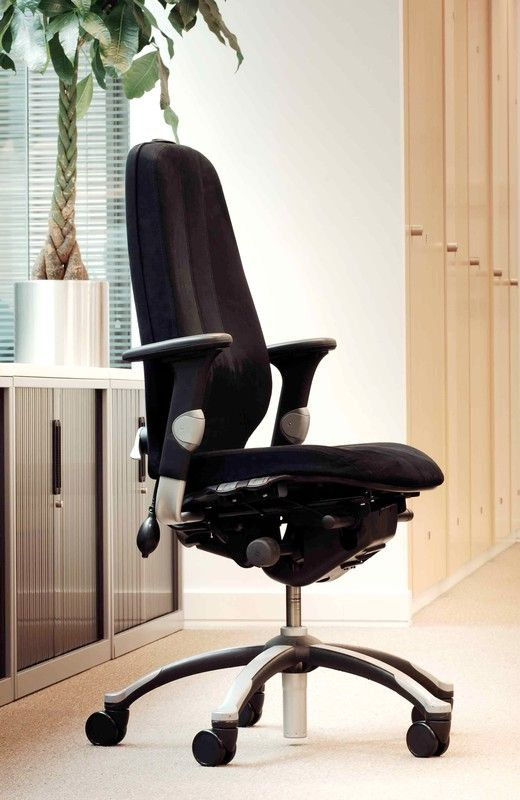 RH Logic becomes your unique office throne #InspireGreatWork #design #Scandinavian #office #ergonomics #wellbeing