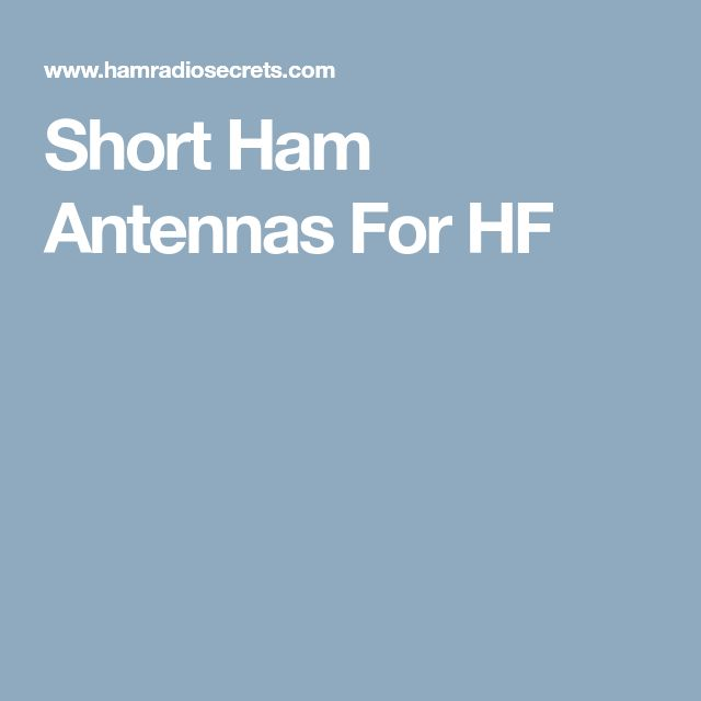 89 best Ham Radio images on Pinterest | Radios, Ham and Hams