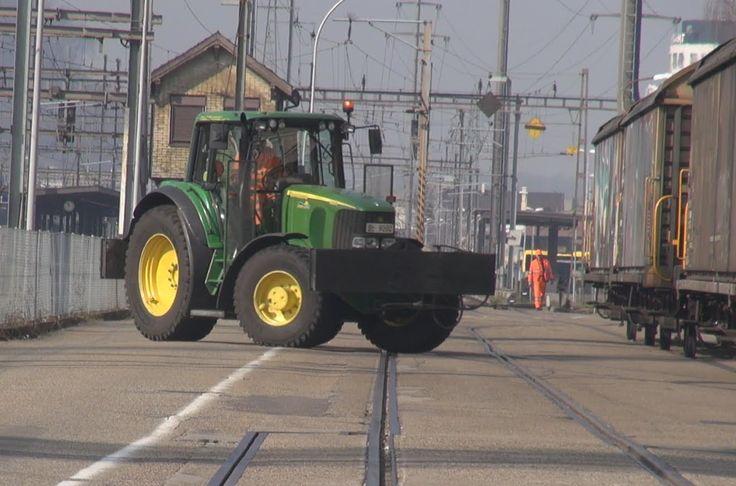 Traktor John Deere 6920 in Höchstform - trekker, tractor, трактор - YouTube