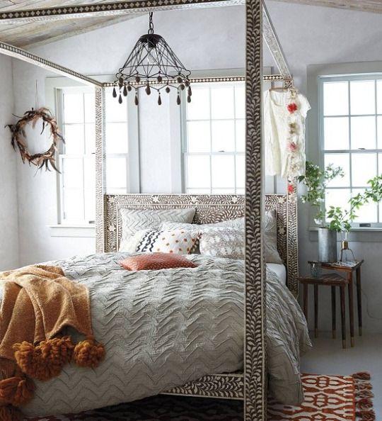 533 besten bedrooms bilder auf pinterest schlafzimmer for Griechische wohnideen
