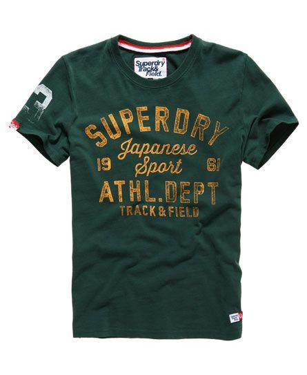 Superdry Trackster Vintage T-Shirt