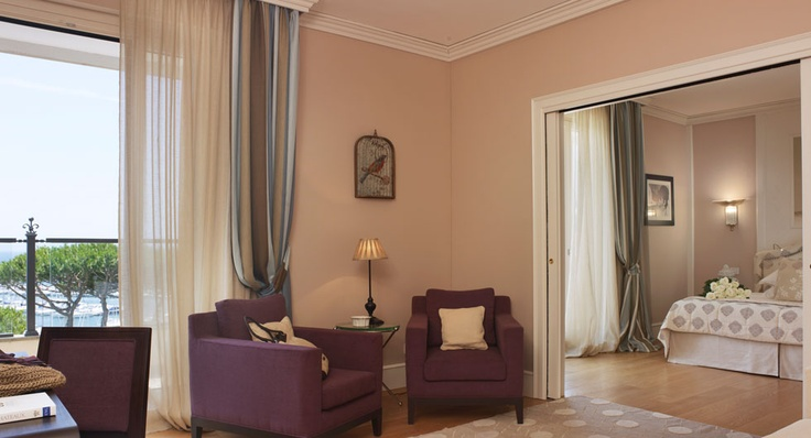Luxury Hotel Cala del Porto in Tuscany: the images of the suites
