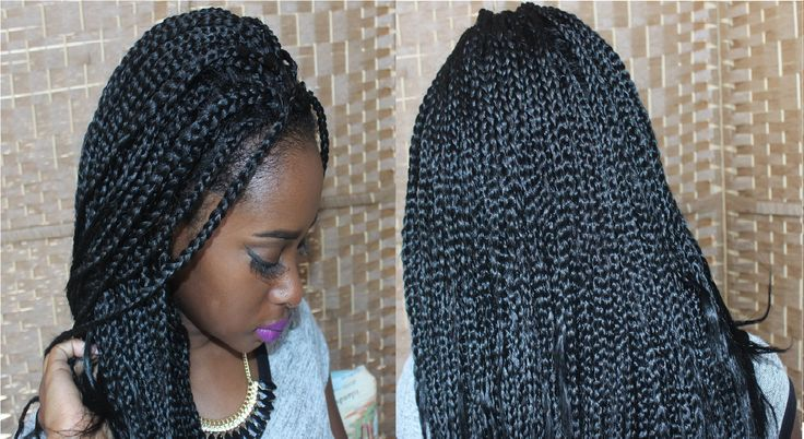 Beauty: How To Make A Box Braid Wig