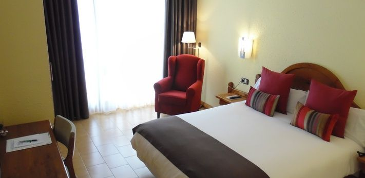 Habitación doble superior Hotel Sant Gothard