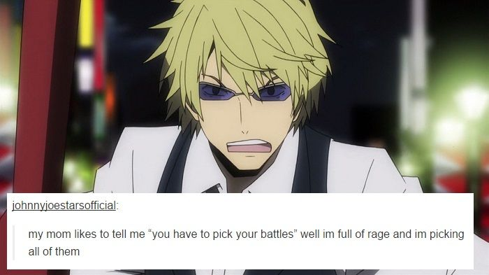 Shizuo in a nutshell