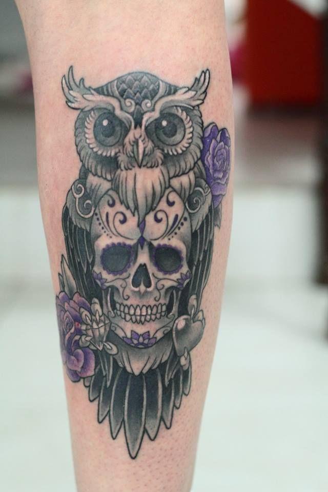 25 melhores ideias sobre tatuagens com cr nio da coruja for Table no 21 tattoo
