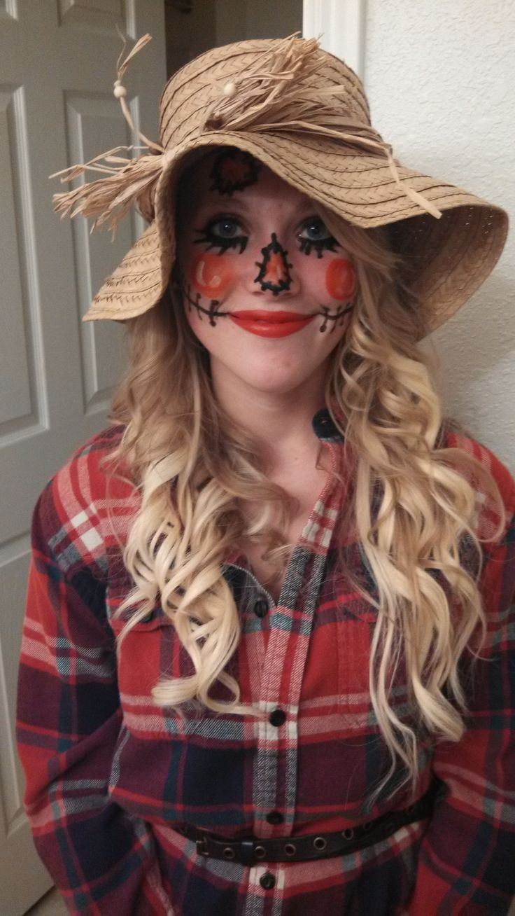 The 11 best SCARECROW images on Pinterest | Halloween ideas ...