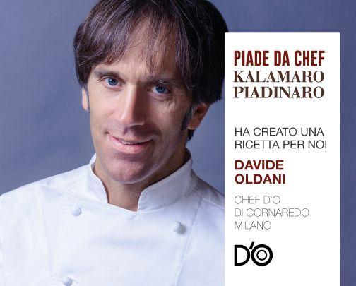 Davide Oldani per Piade da Chef - Kalamaro Piadinaro Riccione #piadedachef #kalamaropiadinaro #davideoldani