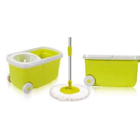 Balde Spin Mop 360 Centrifugador Profissional