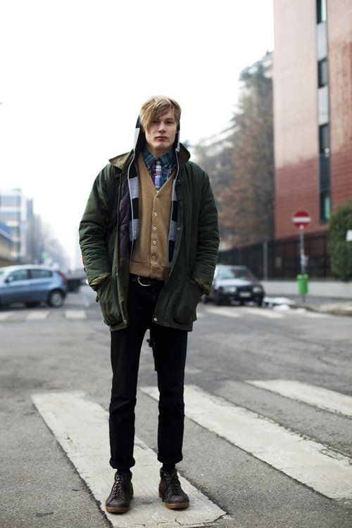 On the Street……Barbour Shop, Milano « The Sartorialist