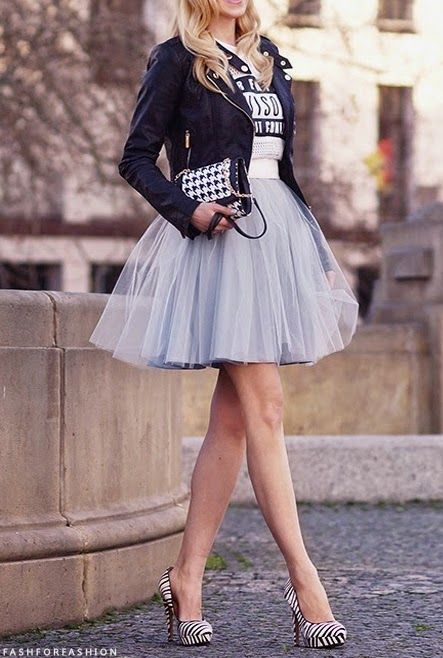 Different and fun- zebra heels