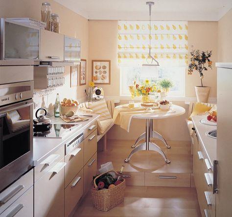 Oltre 10 fantastiche idee su piccole cucine su pinterest - Arredamenti cucine piccole ...