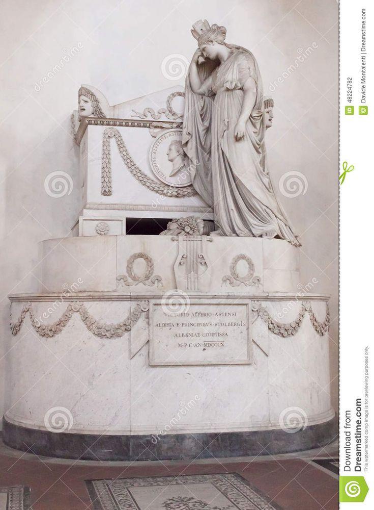 Vittorio Alfieri Tomb Basilica Di Santa Croce - Firenze - Scarica tra oltre 48 milioni di Foto, Immagini e Vettoriali Stock ad Alta Qualità . Iscriviti GRATUITAMENTE oggi. Immagine: 48224782