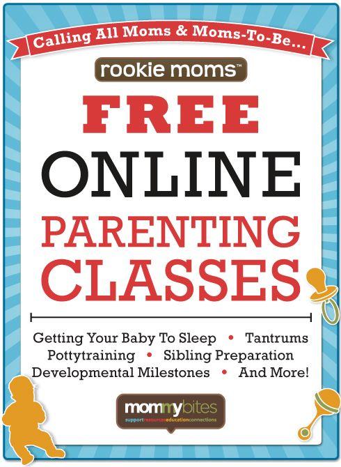 Free online parenting classes!