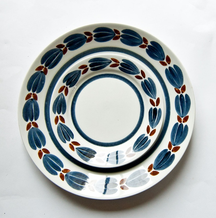 Botnia - plates are designed by Arabia