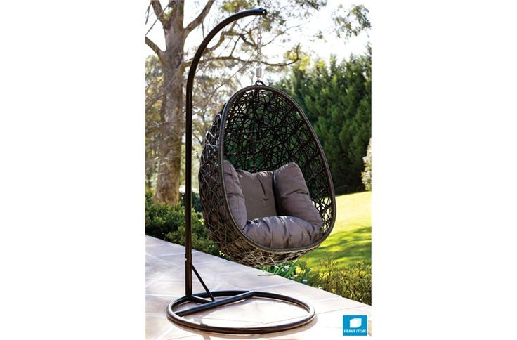 Hanging Egg Chair - Chrisco Christmas Hampers Australia.