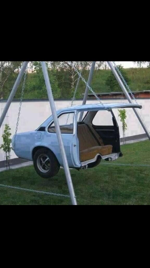 Opel Ascona A... Lullaby Conversion