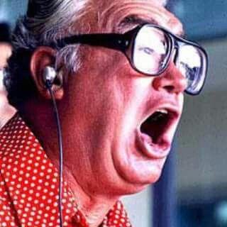 Harry Carey / Chicago Cubs announcer