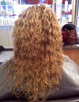 Pinterest the world s catalog of ideas for C curl perm salon vim