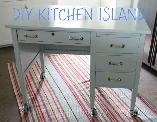 Diy Kitchen Island Images