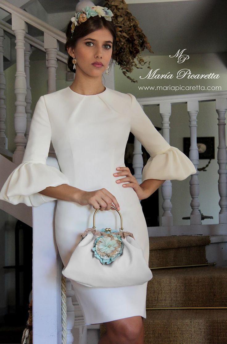 Vestidos de Fiesta de María Picaretta