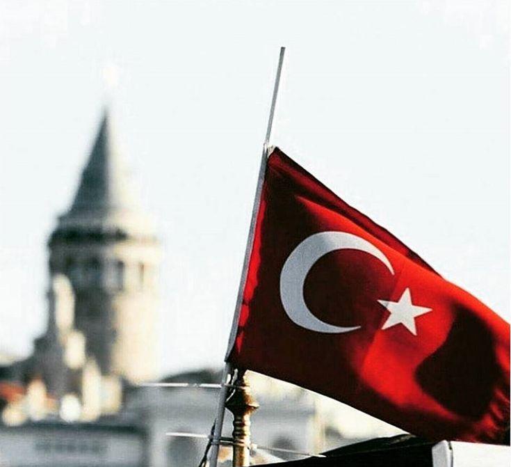 Turk bayragi harika, guzel turk bayragi resmi