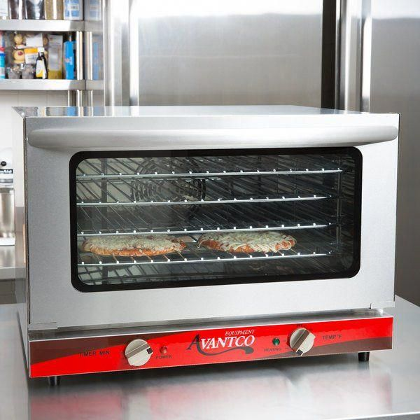 Waring Wco250x Commercial Convection Oven Countertop Convection Oven Toaster Oven Convection Toaster Oven