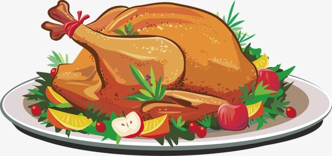 Millions Of Png Images Backgrounds And Vectors For Free Download Pngtree Thanksgiving Turkey Dinner Thanksgiving Clip Art Roasted Turkey