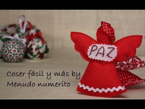 C mo hacer un ngel de los deseos para decorar el rbol de - Como decorar un arbol de navidad ...