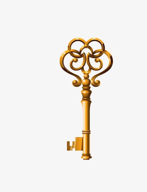 Golden Key Golden Key Keys Art Art Design