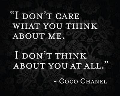 I adore this woman. Today Chanel means the lady like glamour. Socialites and luncheons. Coco Chanel was a woman that wore pants when women wore dresses. Smoked cigarettes and had affairs with all kinds of men. Coco Chanel was a rebel. Coco Chanel was a the original bad girl all while wearing pearls.