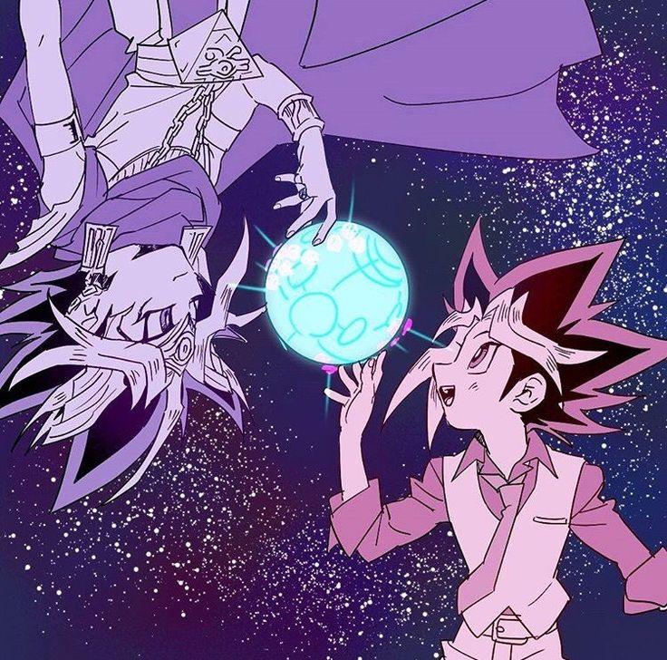Athem and Yugi