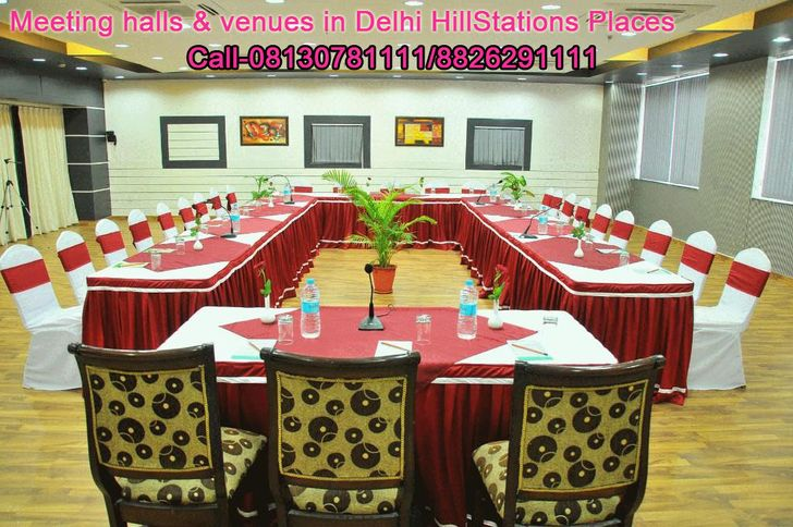 Meeting and Conference halls and Venues in Delhi NCR