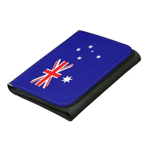 Australian flag wallet.