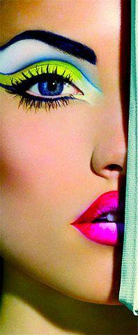 les 49 meilleures images du tableau la vie en fluo sur pinterest fluo coiffures et accessoires. Black Bedroom Furniture Sets. Home Design Ideas