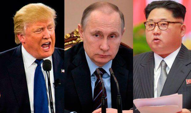 El Periodista Soy: Sanciones Contra Rusia EEUU
