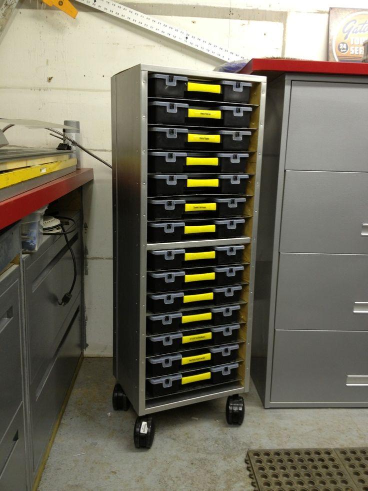79 Best Workshop Hardware Storage Amp Organization Images On Pinterest Tools Garages And Storage